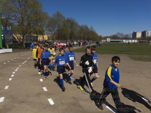 Турнир по мини-футболу, посвященный Дню Победы