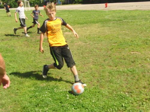 Турнир по мини-футболу Жаркое-лето