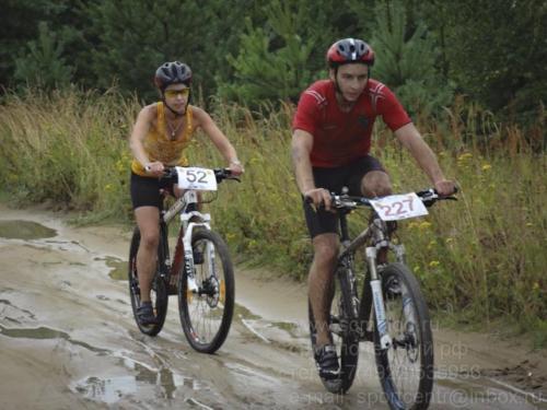 Областные соревнования по велоспорту