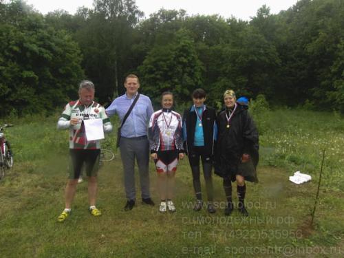 Открытое первенство г.Владимира по велокроссу