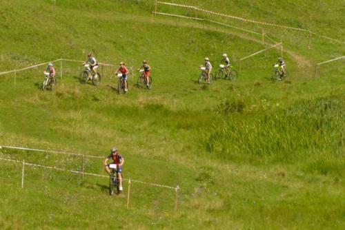 Четвертый Всероссийский фестиваль велосипедного спорта для всей семьи «Велолето»