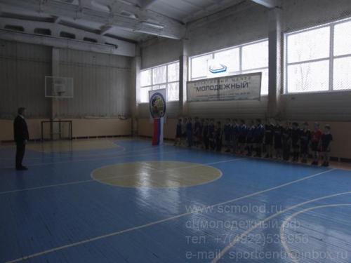 Городской турнир по мини-футболу «Детская лига»