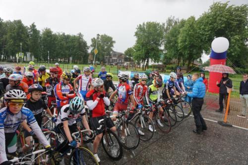 Второй Всероссийский праздник велосипедного спорта для всей семьи «Велолето»
