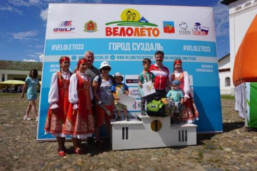 Третий Всероссийский праздник велосипедного спорта для всей семьи «Велолето»