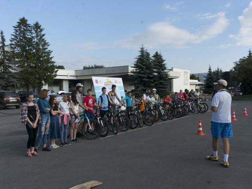 Первый праздник велосипедного спорта для всей семьи «Велолето»